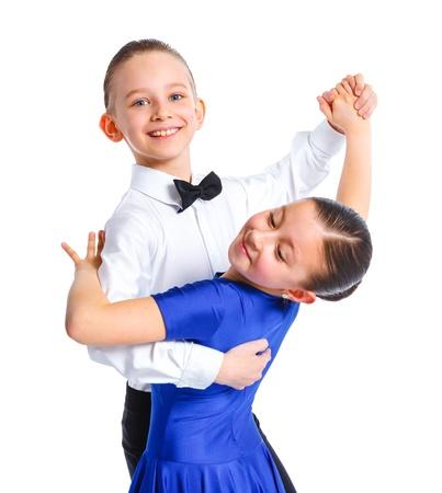 Young ballroom dancers Stock Photo - 13684638