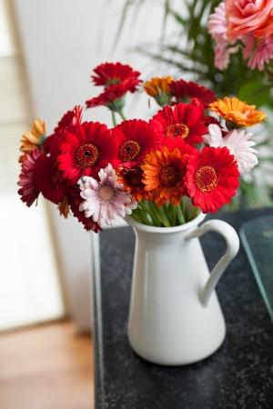 Bouquet Of Gerberas photo