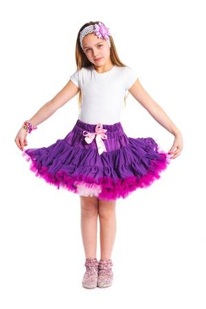 Cute fashionable girl Stock Photo - 13825569