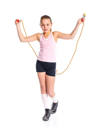Fitness Girl Stock Photo - 13825506