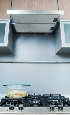 detail in a modern kitchen photo