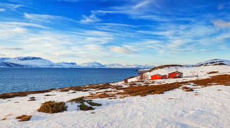 Norway. Winter photo