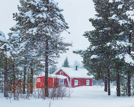 Finnish house photo