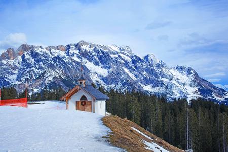 Church in Austria. photo