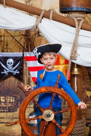 Boy pirate