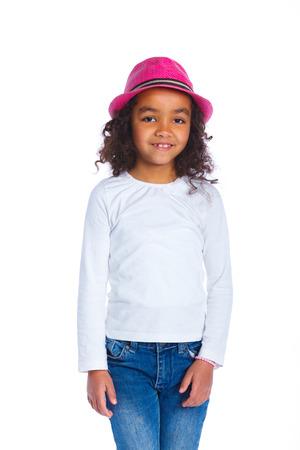mulatto: Little mulatto girl