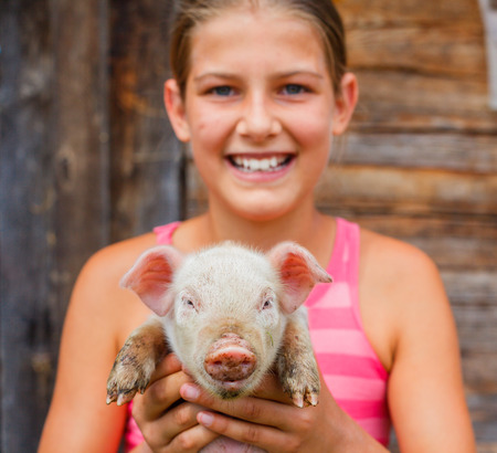 young farmer: Young farmer. Stock Photo