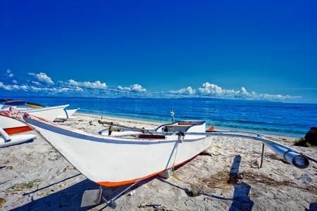 palawan: Sailboats in El Nido. Palawan Island in the Philippines.