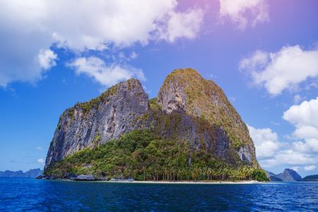 Tropicalisland, El-Nido, Philippines