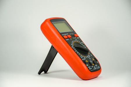Multimeter for measuring various parameters.