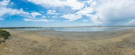 Limassol Salt Lake is located near the city.