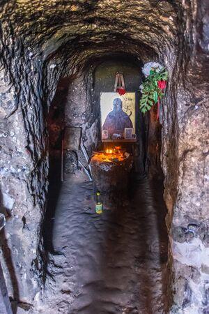 Cave Church of Equal-to-the-Apostles Saint Thekla in Ayia Napa