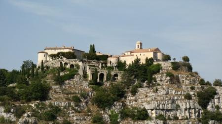 Village of Gourdon, Riviera, France