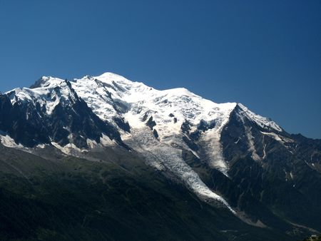 mont: Mont Blanc, Chamonix, France