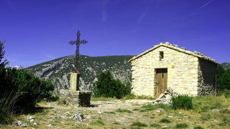romanesque: Romanesque chapel