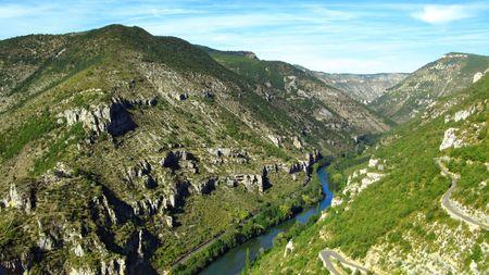 tarn: Tarn gorges