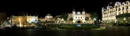 monte: Monte Carlo at night