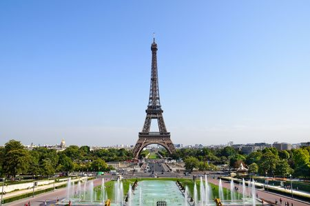 water tower: Eiffel Tower