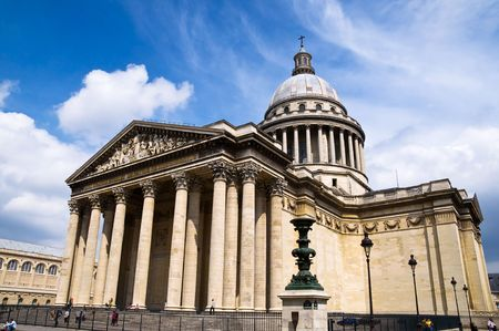pantheon: Pantheon in Paris