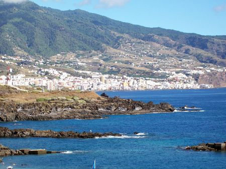 Photographs from the capital of the island of La Palma, located in the Canary Islands. Place known for its excellent conditions for tourism.
