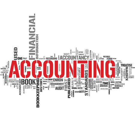 tagcloud: Accounting