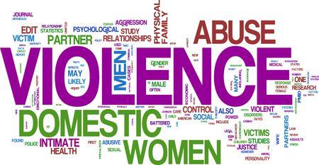 violencia domestica: Uso indebido