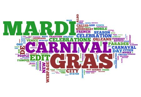 mardi gras Stock Photo - 6041190