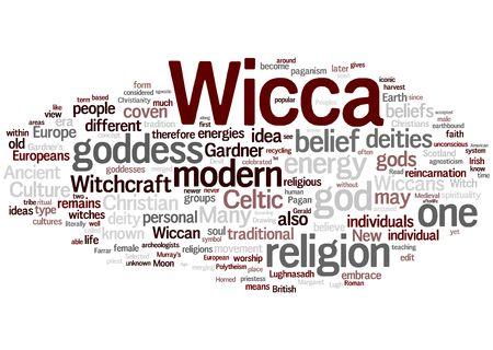 pohanský: wicca