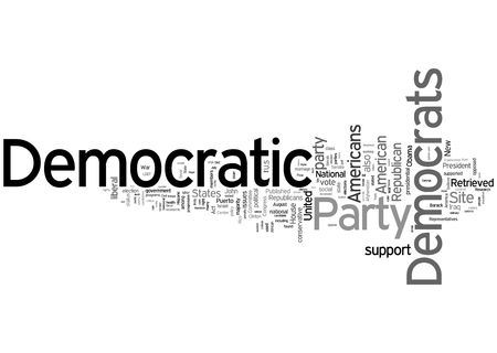 Democratic party photo