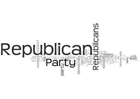 Republican Party Stock Photo - 6640836
