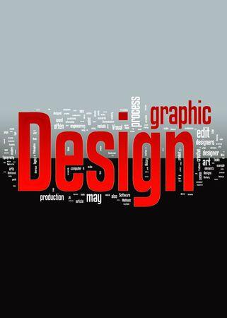 Graphic Design Background Stock Photo - 6640844