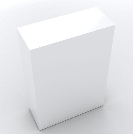 casing: Blank Box