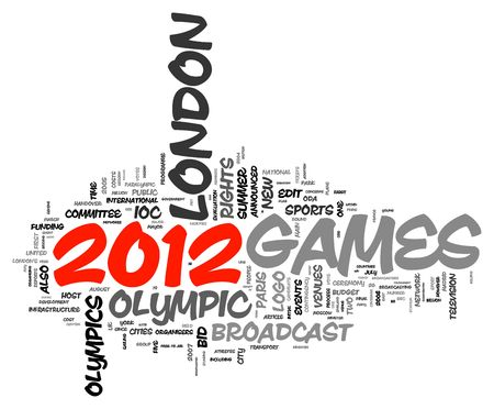 2012 London Olympics Games Stock Photo - 6640905