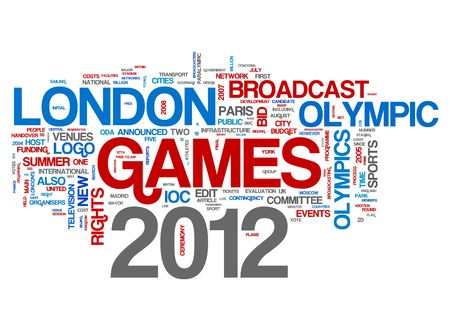 2012 London Olympics Games Stock Photo - 6640939