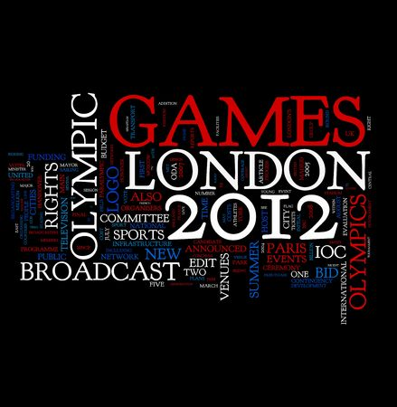 2012 London Olympics Games Stock Photo - 6640946