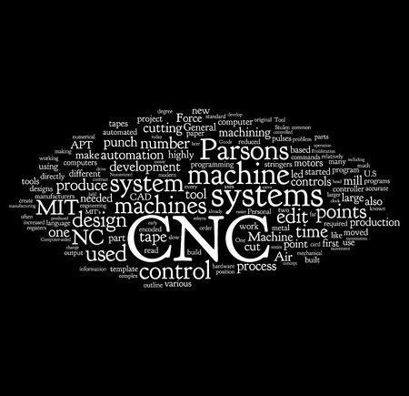 Cnc Stock Photo - 6640933