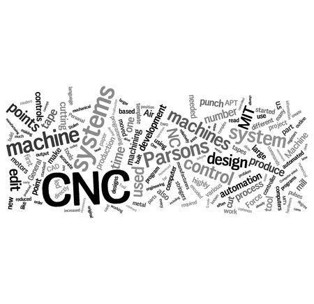 Cnc Stock Photo - 6640940