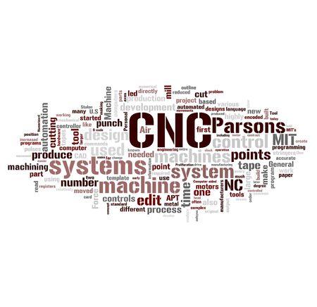 Cnc Stock Photo - 6640937