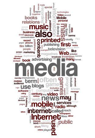 actuality: Mass media e Internet Archivio Fotografico