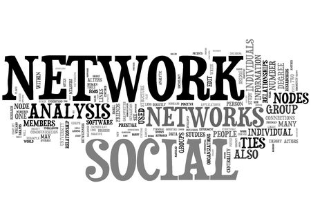 Social Network Concepts Stock Photo - 12352473