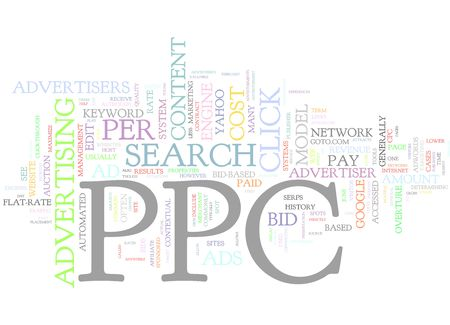 Pay Per Click - PPC related concepts photo