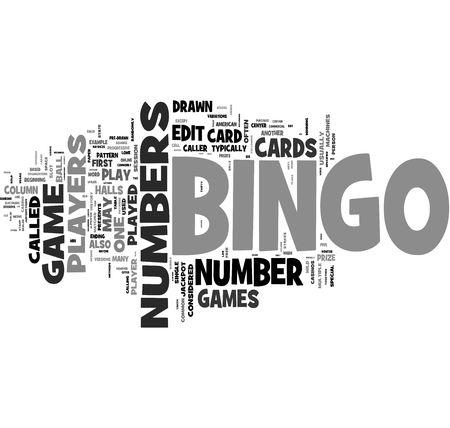 bingo: Bingo