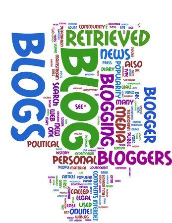 weblog:  WEB BLOG BACKGROUND CONCEPTS