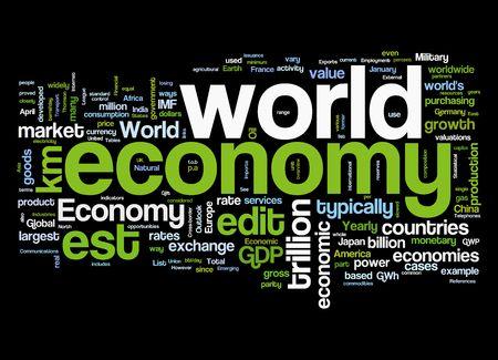 world economy: World Economy Market
