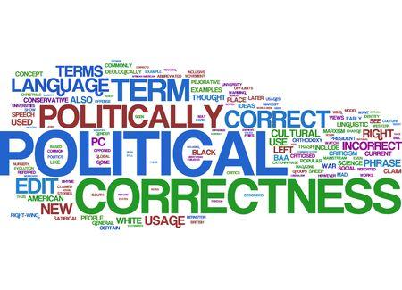 correct: Politically correct