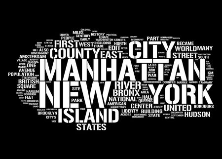 street name sign: New York city