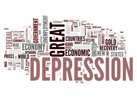 economic depression: Great Depression - economic crisis