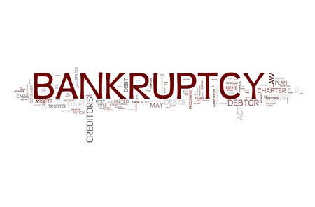 inability: Bankruptcy concepts