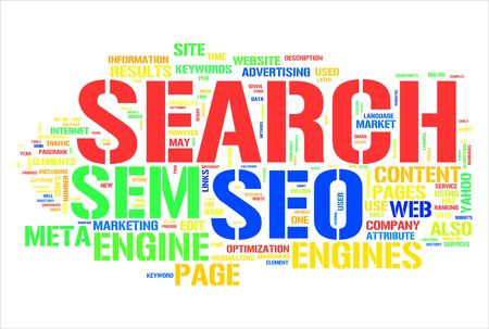 Search Engine on World Wide Web Stock Photo - 6686986
