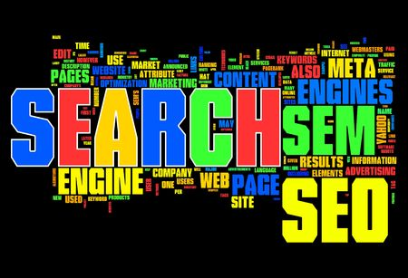 Search Engine on World Wide Web Stock Photo - 6686992